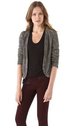Parker Sequin Jacket