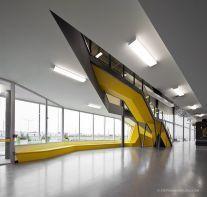 Besty Modern Minimalist Interior Design Inspiration - Home Dekoration Interior Design Minimalist, Contemporary Interior Design, Modern Minimalist, Futuristisches Design, Lobby Design, Design Ideas, Futuristic Interior, Futuristic Design, Colani