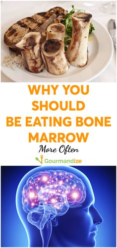 you should be eating bone marrow more often If you are in the dark about bone marrow's incredible benefits, then this article is for you! If you are in the dark about bone marrow's incredible benefits, then this article is for you! Health And Fitness Tips, Nutrition Tips, Health And Nutrition, Health Tips, Health Cleanse, Gaps Diet, Eating Well, Health Benefits