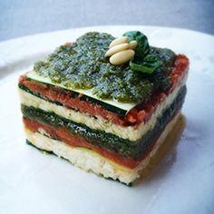 Zucchini Lasagna: A Vegan Recipe To Make A Raw Zucchini Lasagna