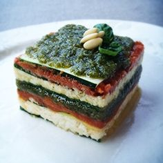 Zucchini Lasagna: A Vegan Recipe To Make A Raw Zucchini Lasagna