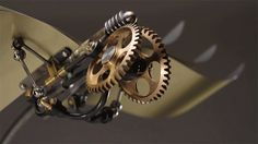 Mesmerizing Kinetic Sculptures by Bob Potts Mimic Motions of Flight and Fish