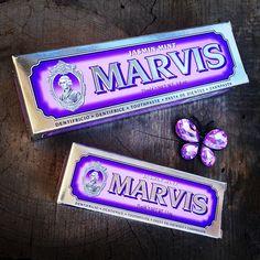 Onlar birer İtalyan lezzeti! Bu da yaseminlisi :) Marvis diş macunları için: lilakutu.com/marka/marvis