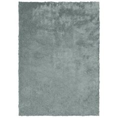 Collage by SPRINGS Silky Shag Grey Area Rug