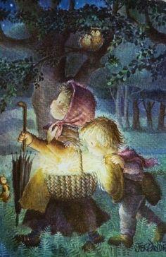 Ilustraciones Infantiles de Juan Ferrándiz
