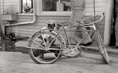 Flat tire ca. 30s