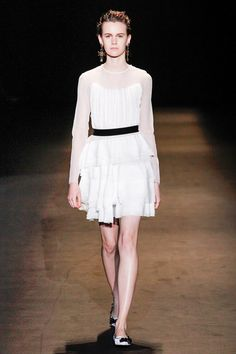 Alberta Ferretti  AUTUMN/WINTER 2013-14  READY-TO-WEAR