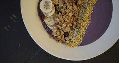 SOUL FOOD | KATE HORSMAN'S BLUEBERRY LAVENDER SMOOTHIE BOWL | Raw Beauty Talks