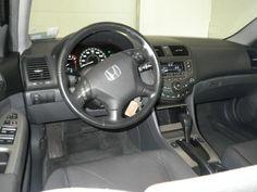 Make: Honda Model: Accord Year: 2007 Body Style: Sedan Exterior Color:  Silver Interior Color: Gray Doors: Four Door Vehicle Condition: Excellenu2026 |  Pinteresu2026
