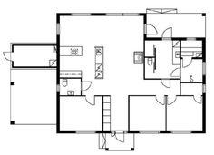 Myydään Omakotitalo 4 huonetta - Pori Tuulikylä Noidantie 7 - Etuovi.com 7110933