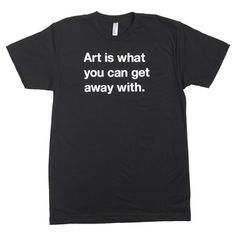 My design inspiration: Get Away With Men's Tee on Fab.
