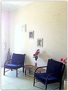Sala de estar. Cienfuegos, Villa, Living Room, Fork, Villas