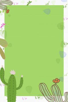 Cactus Backgrounds, Wallpaper Backgrounds, Cactus Art, Cactus Plants, Garden Cactus, Plant Background, Baby Clip Art, Instagram Blog, Kids