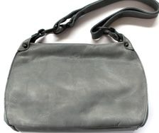 Grey bag by Fred de la Bretonière - Now €100 instead of €199.