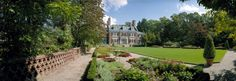Eleanor Cabit Bradley Estate in Canton, MA. Very pretty gardens and have wedding services available..