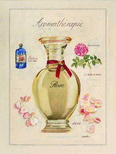 Imágenes vintage de perfumes. Enlaces: http://foromanualidades.facilisimo.com/foros/decoupage/laminas-vintage-antiguas-retro-y-por-el-es...