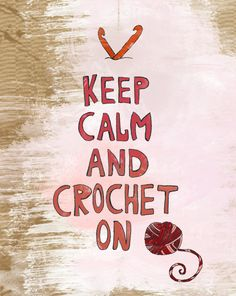 Super! My favorite thing to do is crochet. It helps me calm and center myself and is an awesome way to de-stress!