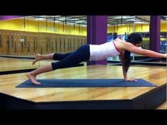 POP Pilates: Cinch that Waist Workout     #in-style