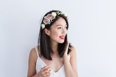 k is for kani wedding floral headpiece flower crowns melbourne australia 4