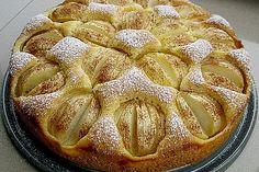 Schneller Apfelkuchen