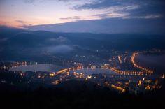 Vista de la ría de Viveiro (Lugo) - Los pueblos más bonitos de Galicia: rural de calidade y morriña inevitable