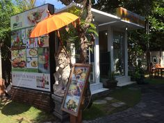 Bank ATM: Mandiri & Danamon Location: x2 machines within the grounds of tia garden international restaurant on Jalan Cemara.