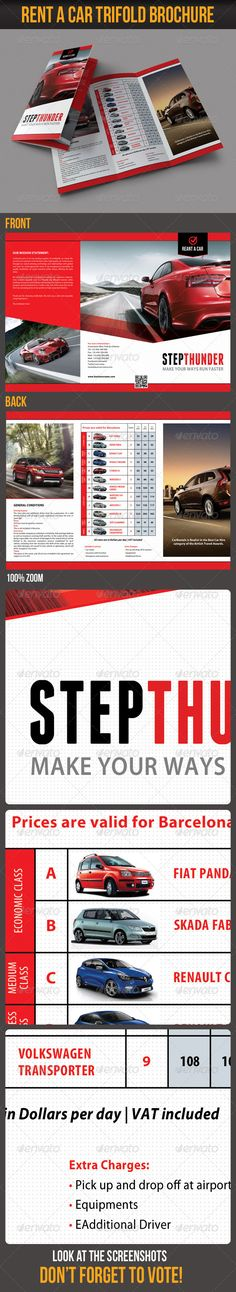 Template For Flyer A  Auto Repair Shop Theme   Design Ideas