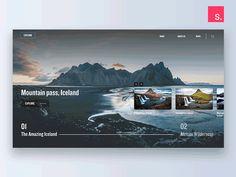 Ikea concept app's product page interaction by ayhan arslan Website Slider, Ui Website, Best Portfolio Websites, Travel Website Design, Best Landing Pages, Interface Design, User Interface, Ui Design Inspiration, Web Layout