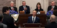 Tennessee Governor Bill Haslam delivers 2017 State of the State Address