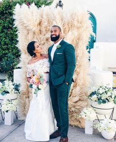 Best ways to use pampas grass in your wedding! | Samila Boutique