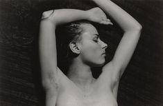 Emmet Gowin (American, born 1941) Edith, Providence, Rhode Island Date:Winter 1966