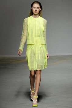 Christopher Kane Spring 2011 Ready-to-Wear Collection Photos - Vogue