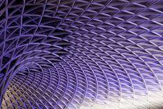 King's Cross Station by Manuela Lucinda Drops