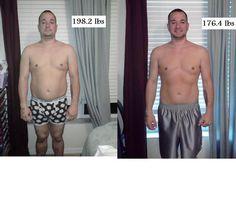 male body transformation