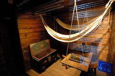 210-20071008NX_Barcelona-Raval-Museu Maritim-Sailing Ship-Repro of Sailors Quarters, via Flickr.