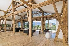 Bauernhaus Nußdorf - muenchenarchitektur