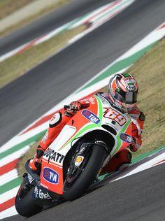 Nicky Hayden, Ducati Marlboro Team 2012