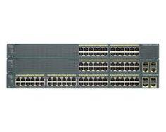 Cisco WS-C2960S-24TS-S Catalyst 24 Port Switches