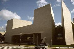 East Wing, National Gallery of Art by IM Pei