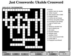 Solve Crossword Puzzles Online With The Clue Detective Puzzle Agency Choose From Quick Crosswords