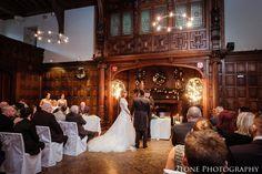 Christmas Wedding photography at Jesmond Dene house by wedding photographer www.2tonephotography.co.uk