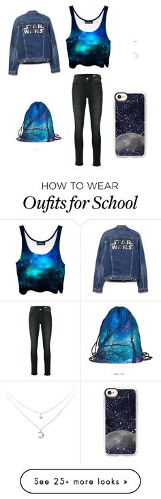 """""""In a galaxy far far away..."""" by whitefrost2016 on Polyvore featuring Twinset, Casetify and StarOutfits"""