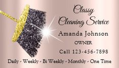 Tiffany Cleaning Services Amanda Johnson, Cleaning Business Cards, Cleaning Services, Tiffany, Taking Notes, Stamps, Housekeeping, Maid Services