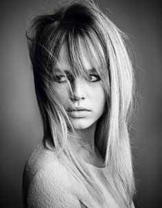 nice  W Magazine May 2014   Anna Ewers by Patrick Demarchelier  [Editorial Update]