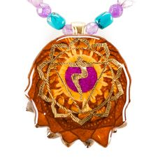 Third Eye Pinecone Necklace September 2017