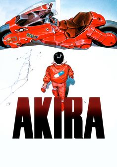 Poster Air Akira Shoutarou Kaneda Japan Anime Room Wall Cloth Print 11