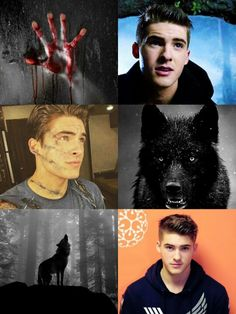 Teen Wolf Theo