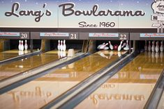 55 Years of Vintage Bowling