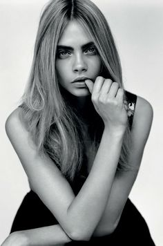Cara Delevingne by Alasdair McLellan for Industrie Magazine No.6