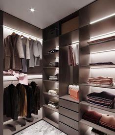 La imagen puede contener: calzado e interior Closet Lighting, Interior Architecture, House Design, Home Decor, Bedroom Ideas, Paradise, Harry Potter, Design Ideas, Inspire